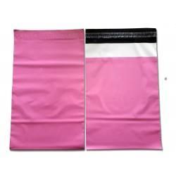 Foliopaki różowe 24x35cm