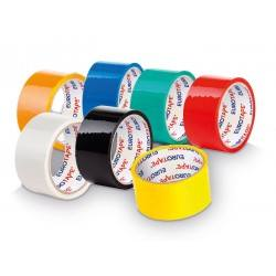 Colorful packing tapes