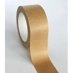 Nastro da imballaggio in carta da 48 mm x 50 m, in gomma